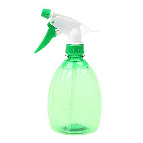 CAOLATOR Polyvalent d'arrosage Pulvérisateur Cosmétique Spray Mist Bouteille pour Humidification, Fleur et Plante - Approx 500 ml (Vert)