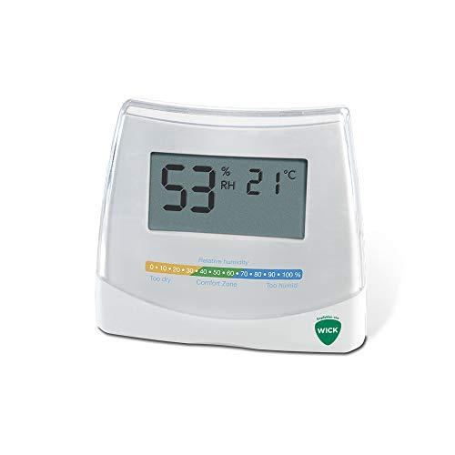 Wick 2-in-1 Hygrometer and Thermometer W70DA