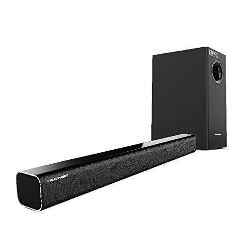 Blaupunkt SBW02 100W Wired Dolby Soundbar with Subwoofer, Bluetooth and HDMI Arc