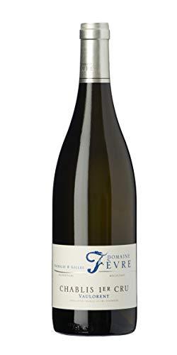 Domaine Nathalie & Gilles Fèvre Chablis Premier Cru Vaulorent, Vino Blanco, 75 cl - 750 ml