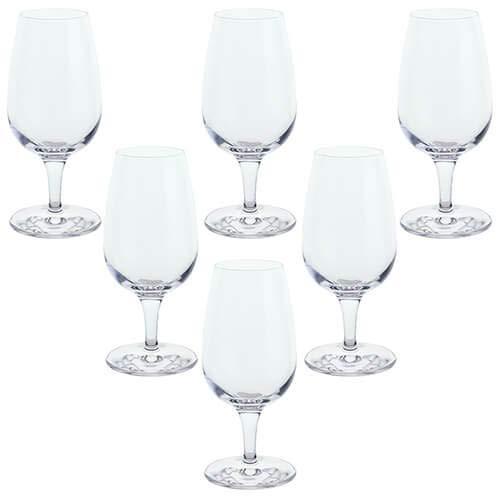 Dartington Crystal Copas de Vino Tinto, 6 Unidades