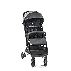 Joie Pact Flex LFC Pushchair/Stroller, Black Liverbird   12