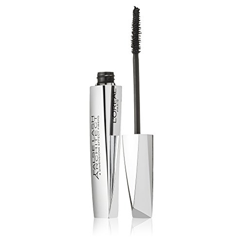 L'Oréal Paris False Lash Architect 4D Mascara, schwarz - Wimperntusche für dramatischen Schwung & Falsche-Wimpern-Effekt - 1er Pack (1 x 10,5 ml)
