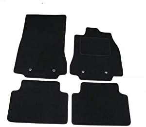 cyberspares ltd Tailored Rubber Car Mats