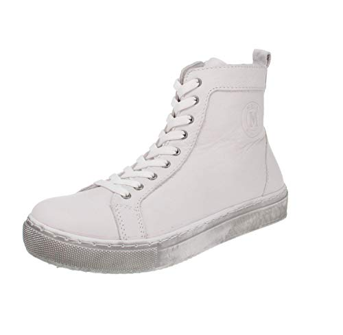 Maca Kitzbühel 2818 - Damen Schuhe Freizeitschuhe - White, Größe:41 EU