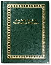 God, Man, and Law: The Biblical Principles