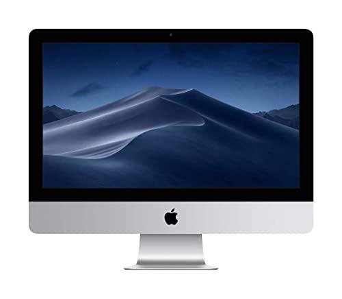 Mid 2017 Apple iMac with Retina 4K Display with 3.0 GHz Intel Quad Core i5 (21.5-inch, 16GB RAM, 1TB Storage) - Silver (Renewed)