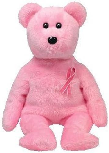 Ty Beanie Babies Promise - Breast Cancer Awareness Bear