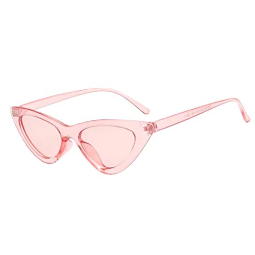 Sunglasses Gafas de Sol Lindas Y Atractivas Señoras Ojo De Gato Gafas De Sol Mujeres Vintage Pequeñas