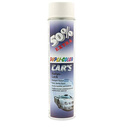 DUPLI-COLOR 693892 CAR´S RAL 9010 weiss matt 600 ml