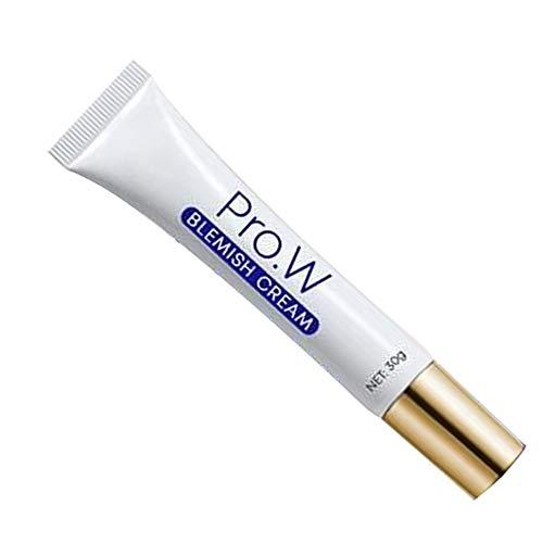 Leepesx Pro. W Blemish Cream 30g Crema facial Control de aceite para manchas Pecas Acné Espinilla Cicatriz Manchas oscuras