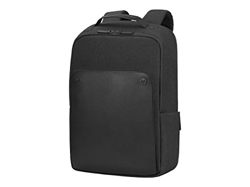 """HP Executive - Notebook Carrying Backpack - 15.6"""" - Black, Gray"""