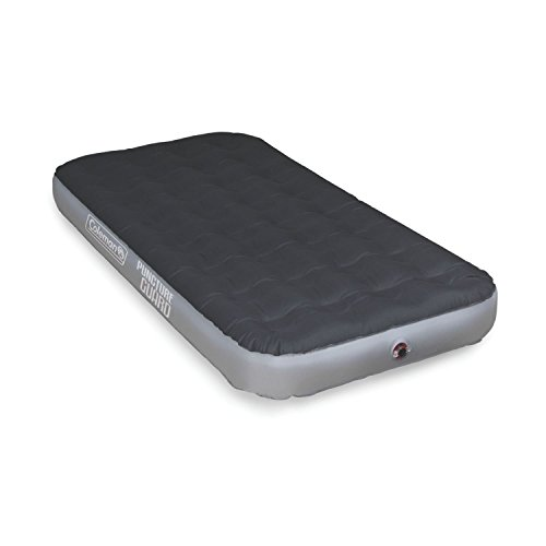 Coleman Air Mattress with Puncture Guard | All-Terrain Single-High Inflatable Air Bed