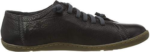 CAMPER,  Peu Cami, Damen Sneakers, Schwarz (Black), 39 EU