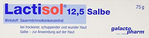 Galactopharm Lactisol 12.5 Salbe, 75 g
