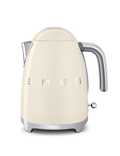 Smeg KLF01CREU Wasserkocher 1,7 L, creme
