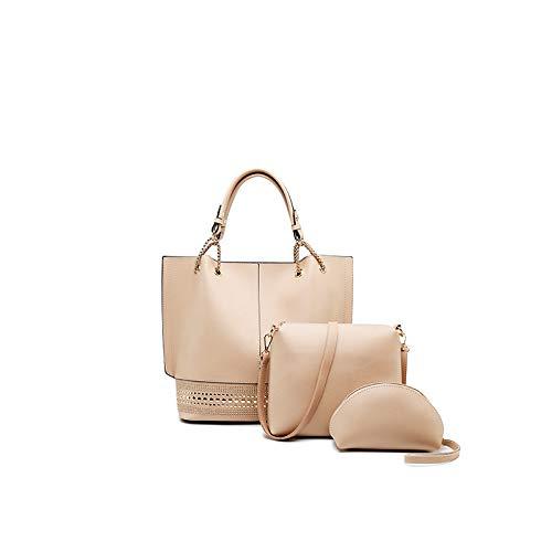 Fashion Bags Women's Bags, Women's lederen tassen, Diagonal Tassen, Schoudertassen, moeder, tassen en Driedelige sets, een grote capaciteit van de moeder-in-law schoudertassen,handtassen,portefeuilles