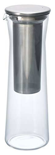 Hario Cold-Brew Coffee Jug, Kaffeebereiter, Glas, 1000ml