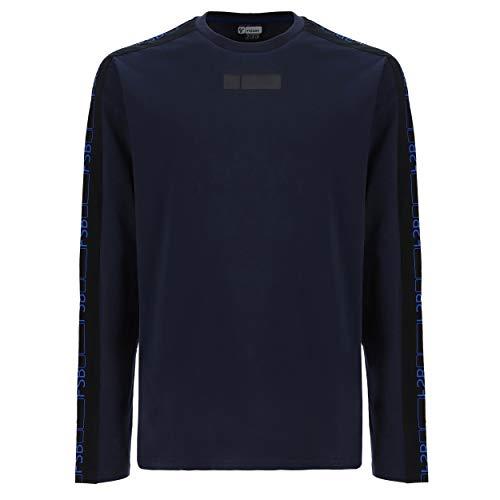Freddy Camiseta Sport Regular con Detalles Azul eléctrico - Azul Marino -...