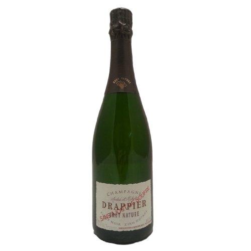 Champagne Drappier Brut Nature Zéro Dosage Sans Soufre