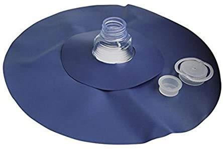 Wasserbett Einfüllstutzen mit Vinyl zur Selbstmontage