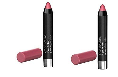 Covergirl LipPerfection Jumbo Gloss Lip Balm 210 BLUSH TWIST 2 pk by COVERGIRL