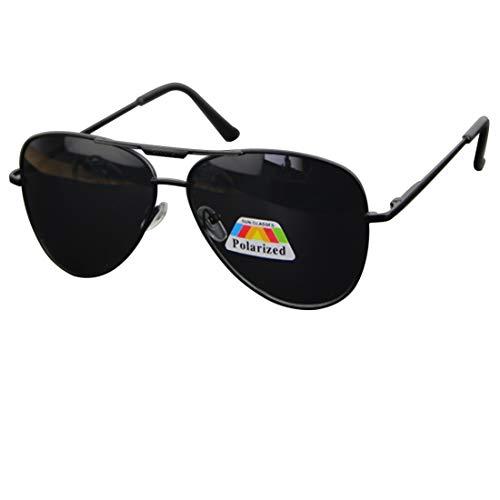 Gafas De Sol Polarizadas En Gafas De Piloto Estilo Piloto, Gafas De Protección UV Gafas De Sol Al Aire Libre Hombres Que Conducen Corriendo, Béisbol, Golf, Ciclismo, Pesca