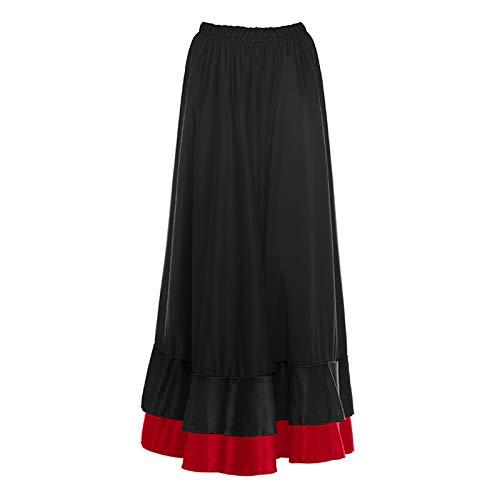 Faldas flamencas de niña 💚