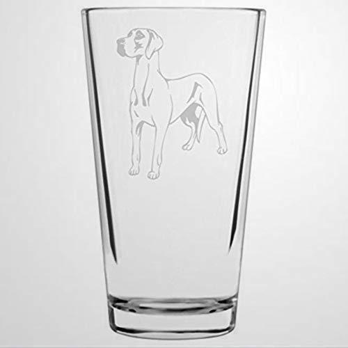Bicchieri da birra con logo alternativo per cani con incisione personalizzata (453,6 g), boccale da birra per matrimoni, feste, Natale, compleanni, anniversari, decorazioni del Ringraziamento.