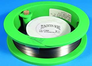 Cleaned,Easy to Be Processed,0.5mm//1m 1Meter//Spool IQQI 0.25-0.5 mm Dia 99.95/% Tungsten Fine Wire