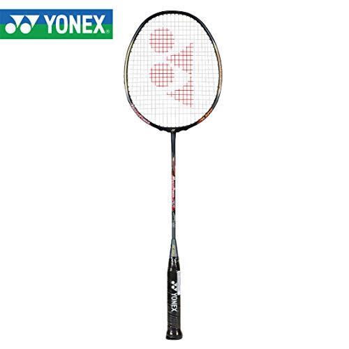 Yonex New Muscle Power Series MP 55 Badminton Racquet (Graphite, G4, 30 lbs Tension)