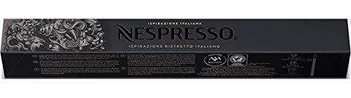Nespresso Ispirazione, Italiano Ristretto, 10 stück, 50 g