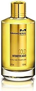 عطر العود الذهبي المركز من مانسيرا للرجال والنساء- او دي بارفان، سعة 120 مل