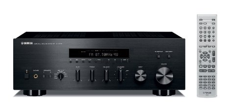 Yamaha R-S700BL Natural Sound Stereo Receiver (Black)
