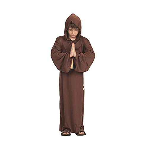 RG Costumes Monk Costume, Child Medium