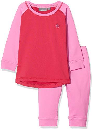 Color Kids Color Ski termo Unterwäsche sous-Vêtements De Sport, Rouge (Raspberry 443-1), 116 Fille