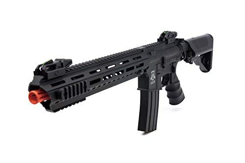 Black Ops Airsoft Guns Rifle- Electric Full Metal M4 Viper Elite Upgraded