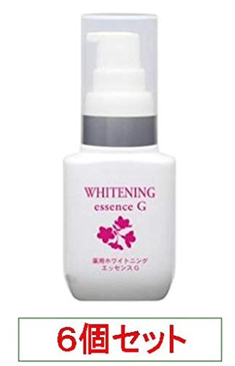 ハドル系統的日付付きハイム 薬用ホワイトニングエッセンスG 薬用美白美容液 30ml 医薬部外品 X6個セット