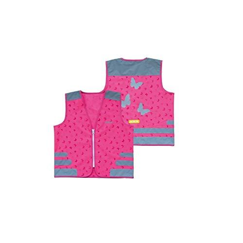 Wowow Uni Nutty Jacke Unisex Sicherheitsweste, pink, XS