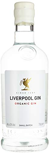 Liverpool Original Gin, 70 cl - Organic