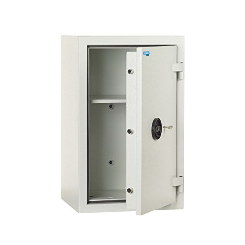 Documentos Caja fuerte HM500, grado 0, en 1143–1, hxbxt 790X 491x 435mm, cerradura electrónica, luz gris