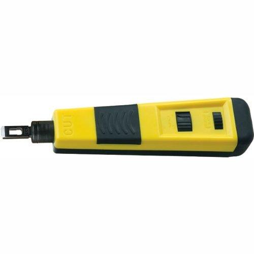Klein Tools 66/110 - Herramienta perforadora de impacto con combinación de corte, VDV427-805-SEN