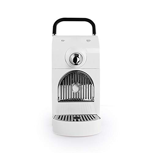 DWLXSH Kaffeevollautomat mit abnehmbarem Wassertank und Heizung Grinder