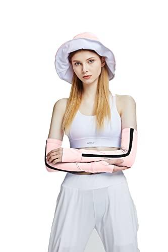 SUPIELD Protección UV UPF 600+ mangas de brazo de colores mixtos - Recomendado...