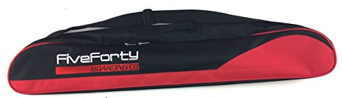 snowjam five forty 110cm Skiboard Snowblade Carry Bag Red/Black