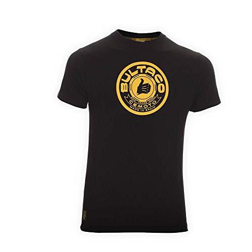 Ainiteey Bultaco Cool Bbgogo13 Cotton Mujer/Women's Camiseta/T Shirt