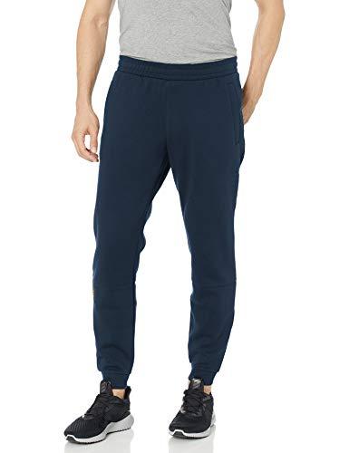 adidas Adicross Fleece Pant Pantaloni, Blu, S Uomo
