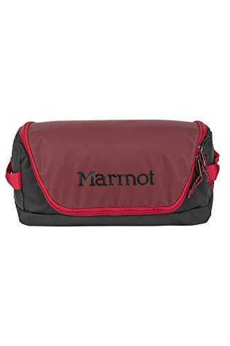 Marmot Erwachsene Compact Hauler Kulturbeutel Zum Aufhängen Kosmetikbeutel für Sport, Brick/Black, 7.5 Liter, 38120