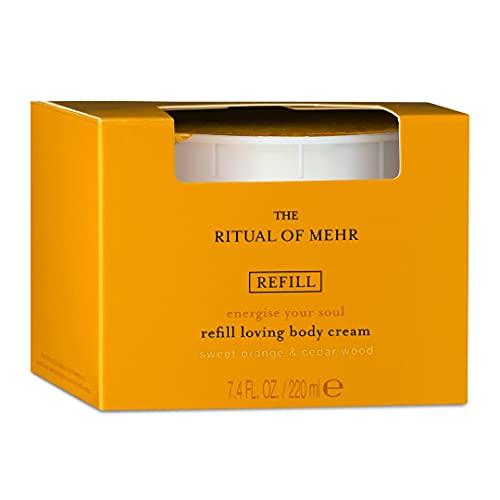 RITUALS The Ritual of Mehr Körpercreme Nachfüllpackung, 220 ml