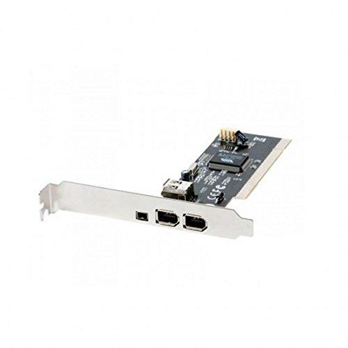 Approx APPPCIFW3PV3 - Tarjeta PCI 3 Puertos IEEE 1394